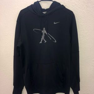 Nike Dri-Fit Swingman Black Hoodie Size: Large